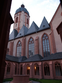 St. Stephanskirche in Mainz